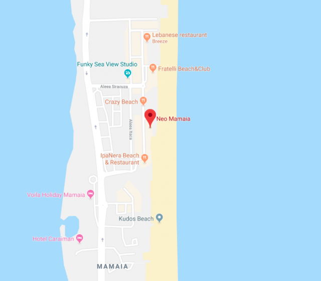 Neo Mamaia neighbourhood map
