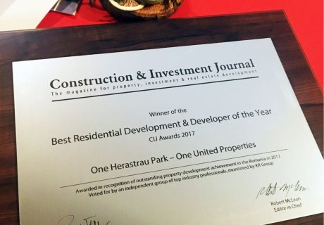 Best Residential Development & Developer of the Year Award