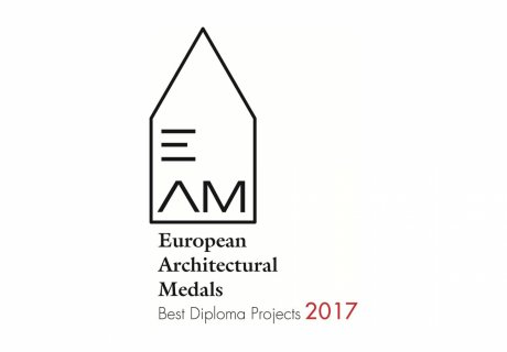 The European Architectural Medal For Best Diploma Project
