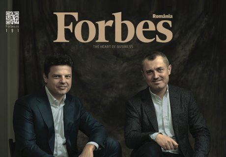 Future insights in the latest Forbes Romania cover story