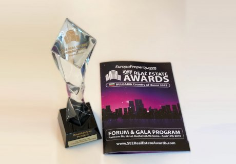 Residential Project of the Year at SEE Real Estate Awards Gala