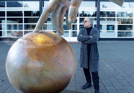 Jull to make a sculpture for One Herăstrău Park