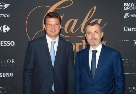 Founders part of Forbes Romania Hall of Fame