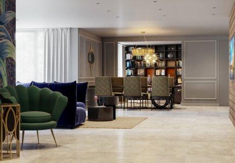 Lemon Interior Design in the latest issue of Luxury Magazine