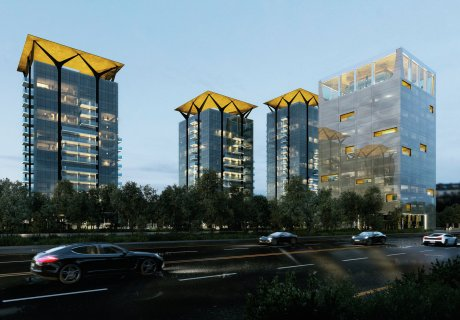 One Tower granted the most advanced LEED pre-certification