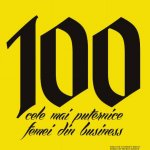 Business Magazin 100 most powerful women in business