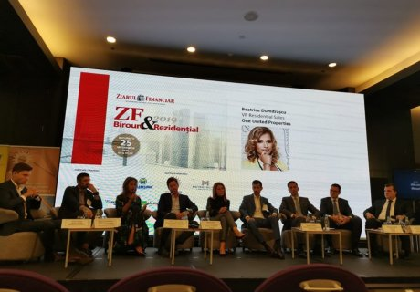 Beatrice Dumitrașcu at ZF Offices and Residential Conference