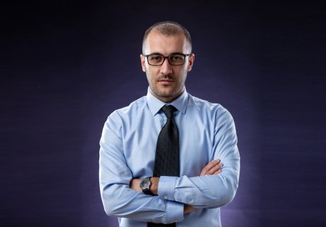 Andrei Corobea featured in Business Magazin 100 Young Top Managers
