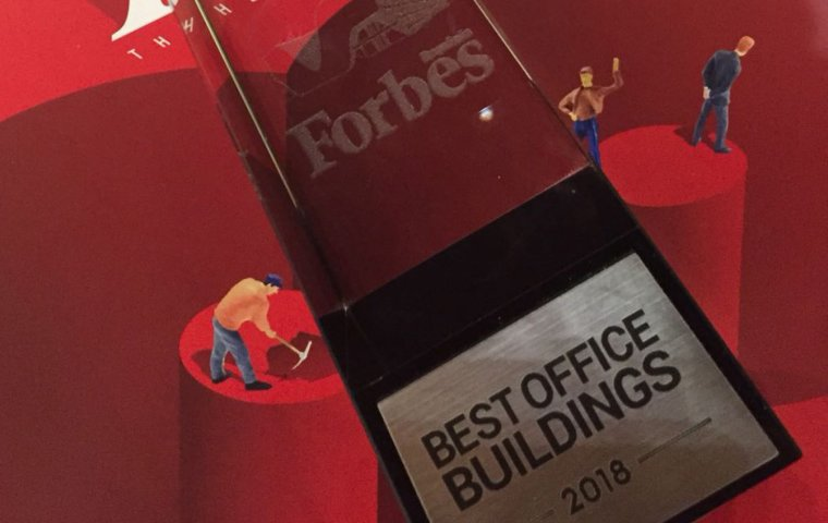 Forbes Office Buildings 2018 Awards