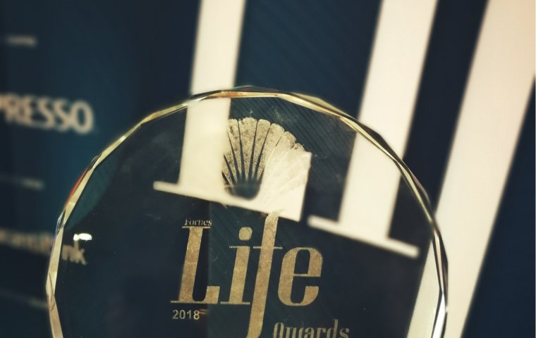 Forbes Life Awards 2018