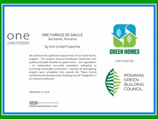 Romanian Green Building Council