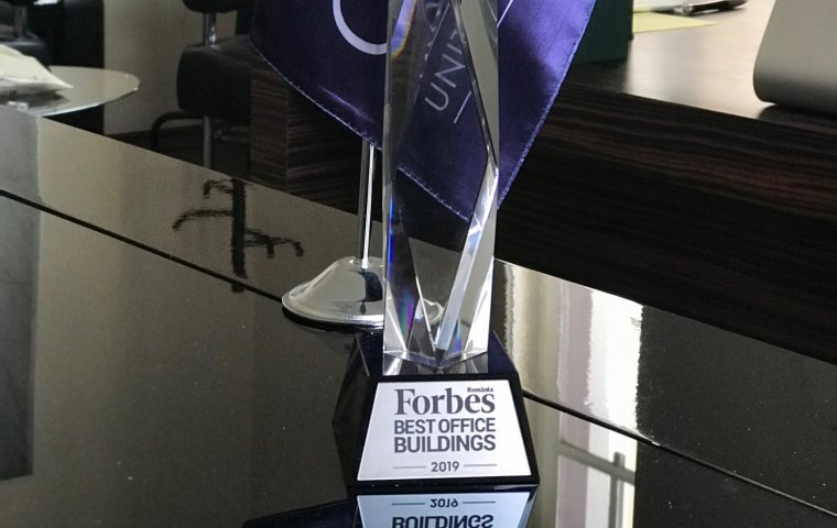 Forbes Best Office Building Gala