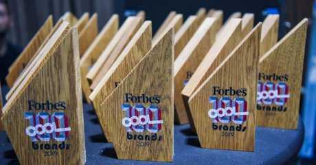 Lemon Interior Design awarded at Forbes COOL Brands Gala