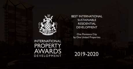 Best International Award in Sustainable Residential Development