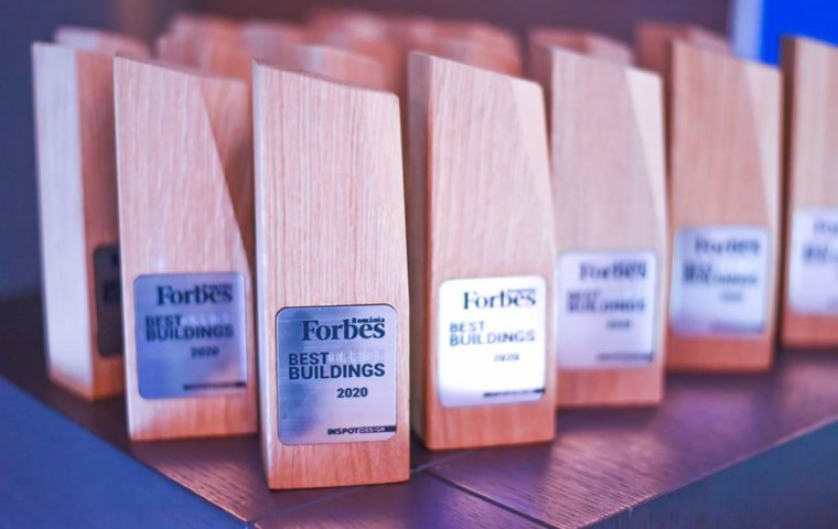 Forbes Best Office Buildings Gala 2020