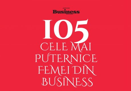 Business Magazin: 100 most successful Romanian businesswomen