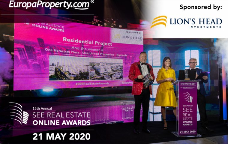 Europa Property SEE Real Estate Awards Gala