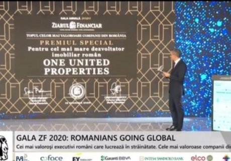The leading real estate developer in Romania