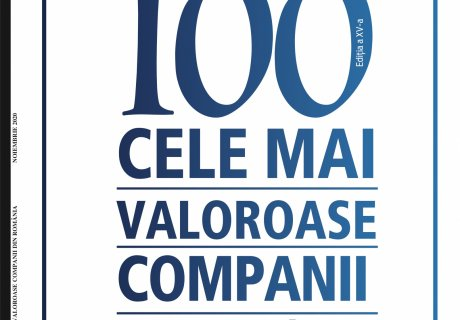 In Top 100 most valuable Romanian companies
