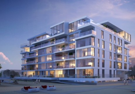 The expansion of Neo Mamaia residential complex