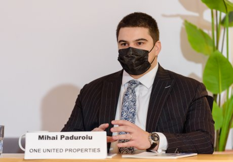 """Bucharest Real Estate Club """"Media Days"""": The New Face of Bucharest"""