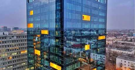 CBRE to move its offices in One Tower building