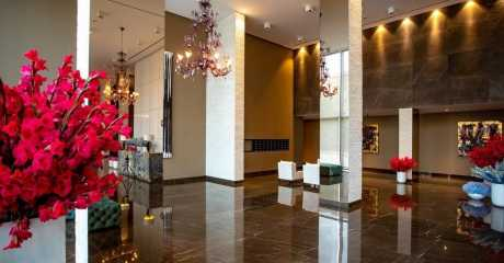 One Rahmaninov state of the art lobby and outstanding design