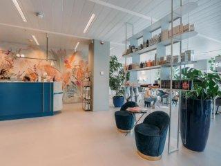 Colors Experience, stylish tenants at One Herăstrău Office