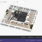 One Tower office building can be visualized and leased digitally
