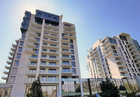New gourmet market concept at One Herăstrău Towers