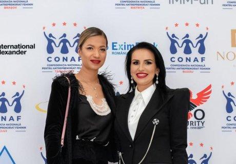 Beatrice Dumitrașcu awarded at Women In Ecomony Gala 2021