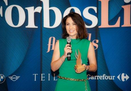 Lemon Interior Design awarded at Forbes Life Awards Gala 2021