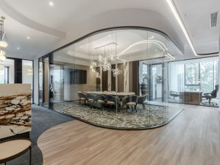 Lemon Office Design signs Thematic Channels` office design project
