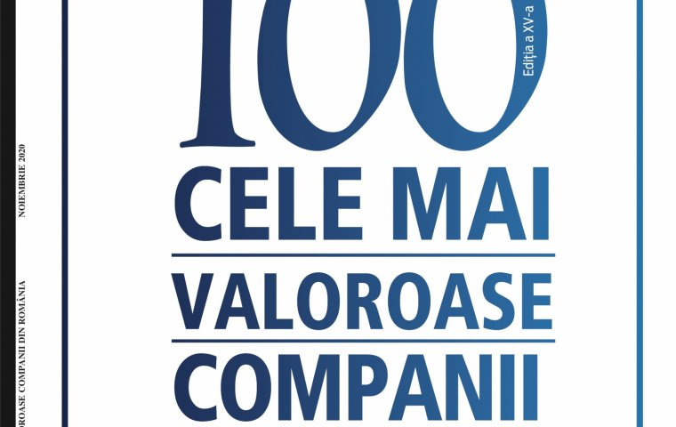 15th edition of ZF Top 100 most valuable Romanian companies