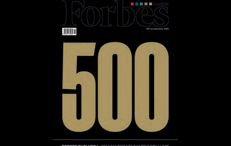 Forbes Top 500