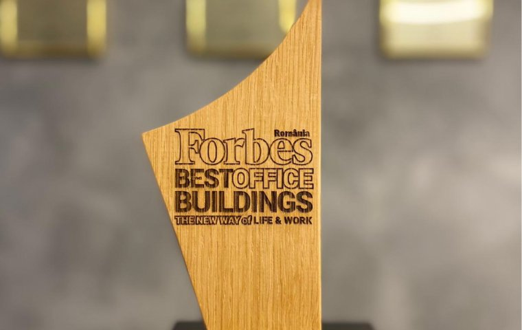 Forbes Best Office Buildings Gala 2021