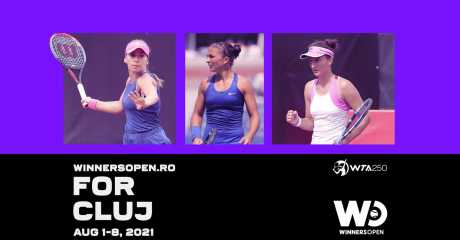 Supporting performance in sports at Winners Open, a WTA 250 event