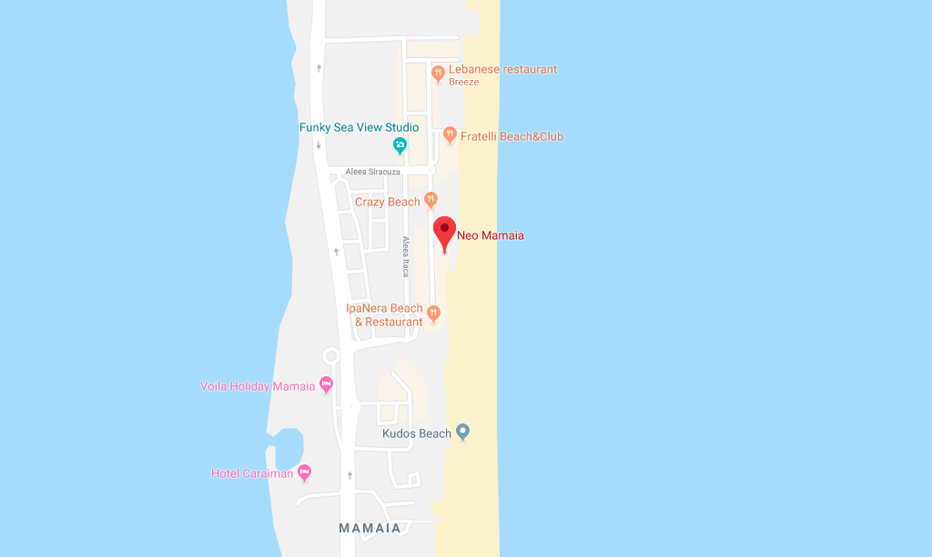 Neo Mamaia neighbourhood map